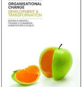 Test Bank (Complete Download) for  Organisational Change Development and Transformation