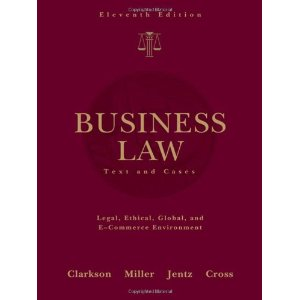 Test Bank (Complete Download) for  Business Law Text and Cases