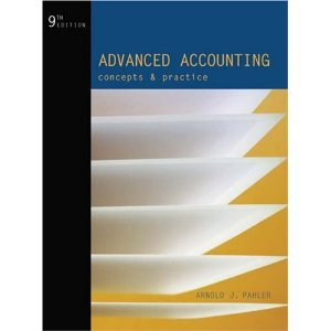 Test Bank (Complete Download) for  Advanced Accounting Concepts and Practice