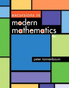 Test Bank (Complete Download) for  Excursions in Modern Mathematics 8th Edition