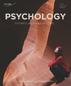Test Bank (Complete Download) for  Psychology Themes and Variations