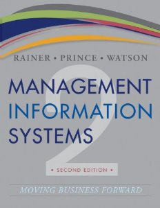 Test Bank (Complete Download) for  Management Information Systems 2nd Edition