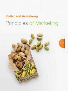 Test Bank (Complete Download) for  Principles of Marketing