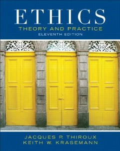 Test Bank (Complete Download) for  Ethics Theory and Practice