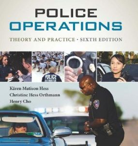Test Bank (Complete Download) for  Police Operations Theory and Practice