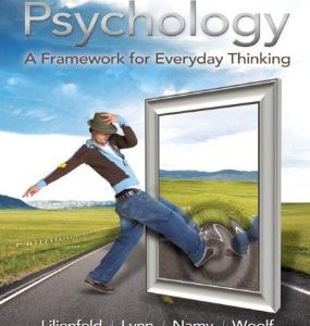 Test Bank (Complete Download) for  Psychology A Framework for Everyday Thinking
