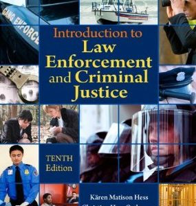 Test Bank (Complete Download) for  Introduction to Law Enforcement and Criminal Justice