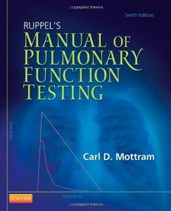 Test Bank (Complete Download) for  Ruppels Manual of Pulmonary Function Testing