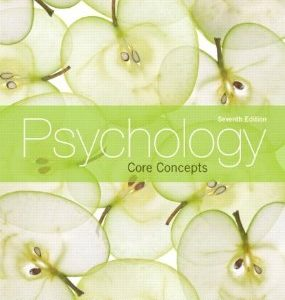 Test Bank (Complete Download) for  Psychology Core Concepts