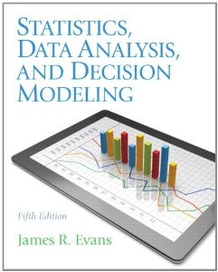 Test Bank (Complete Download) for  Statistics Data Analysis and Decision Modeling