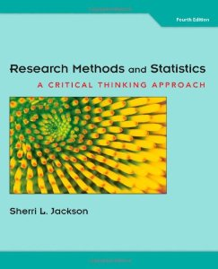 Test Bank (Complete Download) for  Research Methods and Statistics