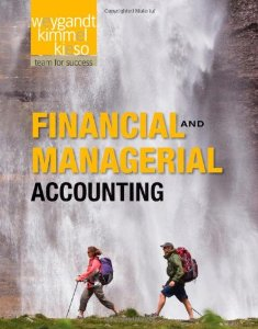 Test Bank (Complete Download) for  Financial and Managerial Accounting 1st Edition
