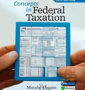 Test Bank (Complete Download) for  Concepts in Federal Taxation 2013