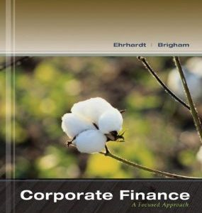 Test Bank (Complete Download) for  Corporate Finance A Focused Approach