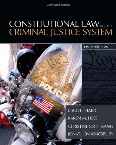 Test Bank (Complete Download) for  Constitutional Law and the Criminal Justice System 6th Edition