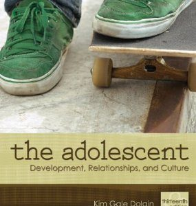 Test Bank (Complete Download) for  The Adolescent Development Relationships and Culture