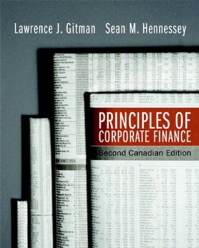 Test Bank (Complete Download) for  Principles of Corporate Finance