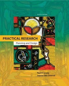 Test Bank (Complete Download) for  Practical Research Planning and Design
