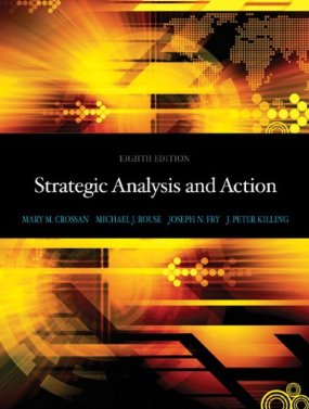 Test Bank (Complete Download) for Strategic Analysis and Action