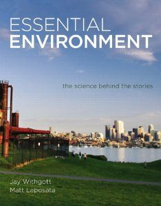 Test Bank (Complete Download) for Essential Environment The Science Behind the Stories