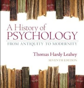 Test Bank (Complete Download) for  A History of Psychology From Antiquity to Modernity