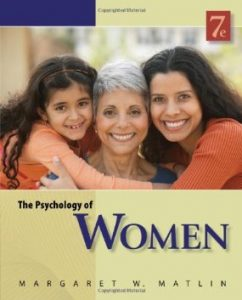 Test Bank (Complete Download) for  The Psychology of Women