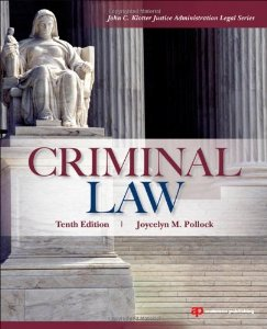 Test Bank (Complete Download) for  Criminal Law 10th Edition