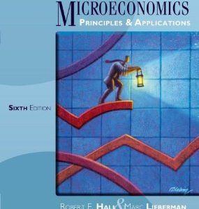 Test Bank (Complete Download) for  Microeconomics Principles and Applications