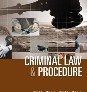 Test Bank (Complete Download) for  Criminal Law and Procedure