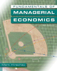 Test Bank (Complete Download) for  Fundamentals of Managerial Economics