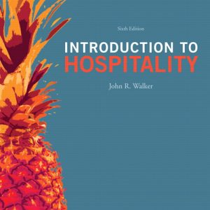 Test Bank (Complete Download) for   Introduction to Hospitality
