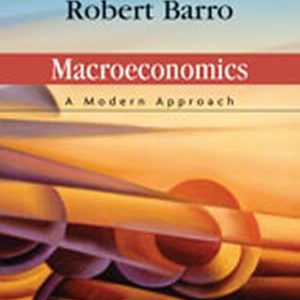Test Bank (Complete Download) for   Macroeconomics: A Modern Approach