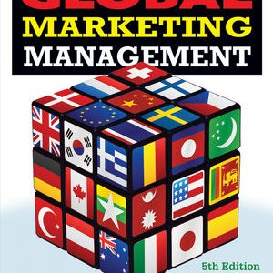 Test Bank (Complete Download) for   Global Marketing Management