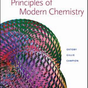 Test Bank (Complete Download) for   Principles of Modern Chemistry