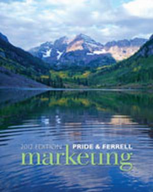 Solution Manual (Complete Download) for   Marketing 2012
