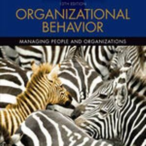 Solution Manual (Complete Download) for   Organizational Behavior