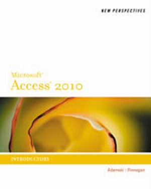 Test Bank (Complete Download) for   New Perspectives on Microsoft® Access 2010