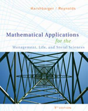 Solution Manual (Complete Download) for   Mathematical Applications for the Management