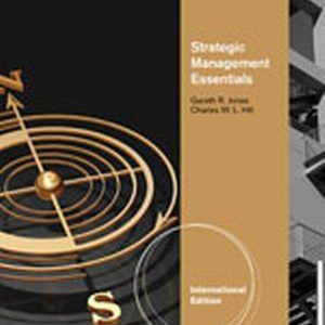 Test Bank (Complete Download) for   Strategic Management Essentials