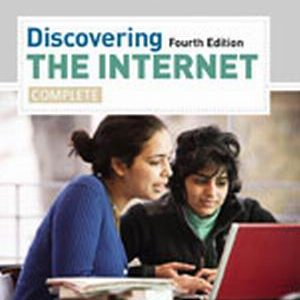 Test Bank (Complete Download) for   Discovering the Internet: Complete