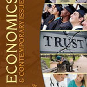 Test Bank (Complete Download) for   Economics and Contemporary Issues