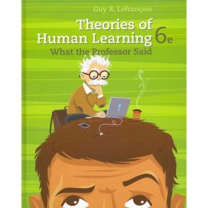 Test Bank (Complete Download) for   Theories of Human Learning: What the Professor Said