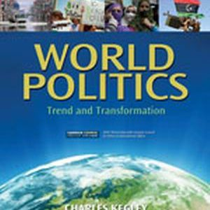 Solution Manual (Complete Download) for   World Politics: Trend and Transformation