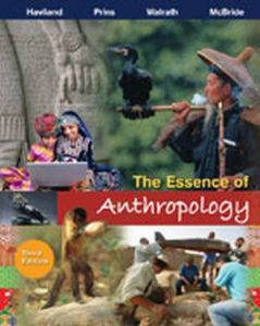 Solution Manual (Complete Download) for   The Essence of Anthropology