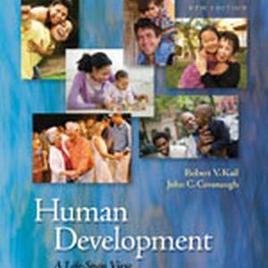 Test Bank (Complete Download) for   Human Development: A Life-Span View