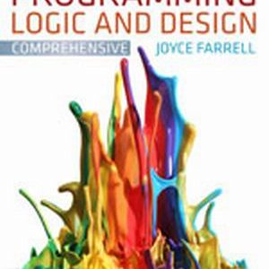 Test Bank (Complete Download) for   Programming Logic and Design