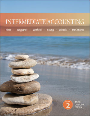 Test Bank (Complete Download) for   Intermediate Accounting 10th Canadian Edition Volume 2
