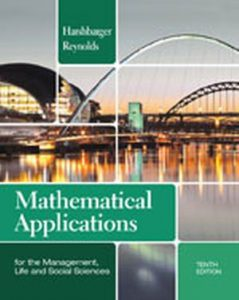 Test Bank (Complete Download) for   Mathematical Applications for the Management