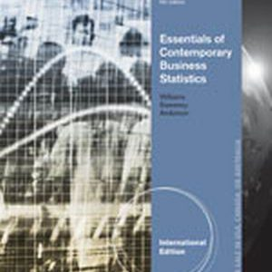 Solution Manual (Complete Download) for   Essentials of Contemporary Business Statistics