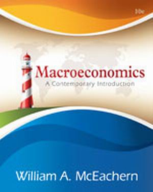 Test Bank (Complete Download) for   Macroeconomics: A Contemporary Approach